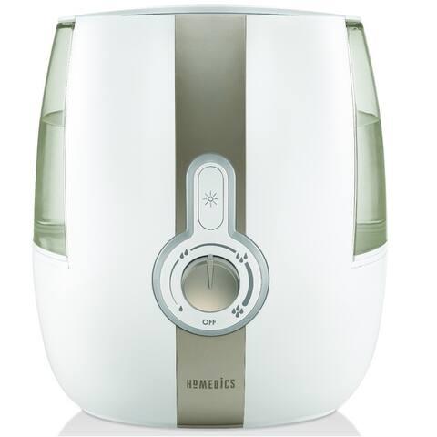 HoMedics UHE-CM65 Total Comfort Ultrasonic Humidifier, 1.4 Gallon Capacity