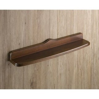 "Nameeks 8119-55 Gedy 22"" Wall Mounted Bathroom Shelf"