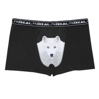 Men's Iconic Boxer Briefs - Wolf (4 options available)