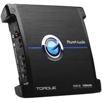 Planet Audio(R) TR1500.1M Torque Series Monoblock Class AB Amp (1,500 Watts)