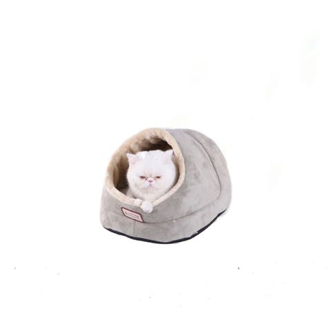 Armarkat Sage Green Cat Bed - Small