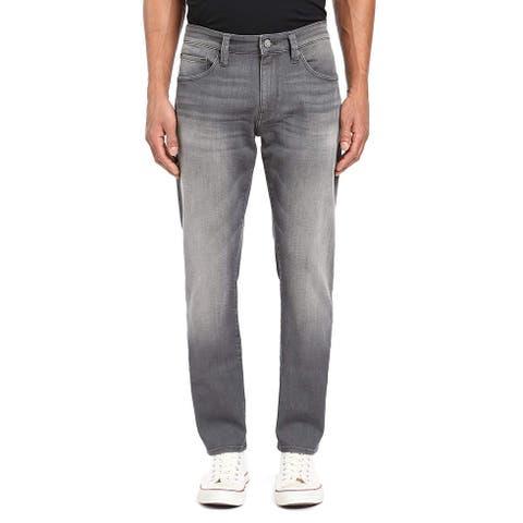 Mavi Jeans Mens Jeans Gray Size 29X32 Slim Fit Straight Leg Stretch