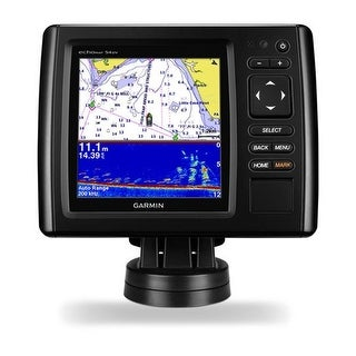 Garmin echoMAP CHIRP 54cv with ClearVu transducer echoMAP CHIRP 54cv