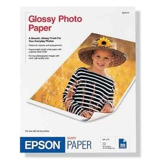 Epson America - S041156 - Photo Paper B Size 20 Pk
