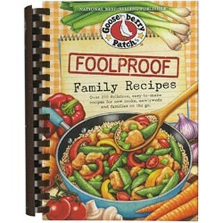 Foolproof Family Favorites Cookbook-