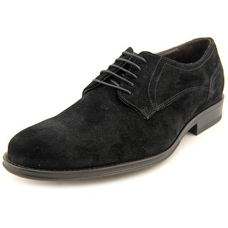 Testoni Derbi Men Wingtip Toe Suede Oxford