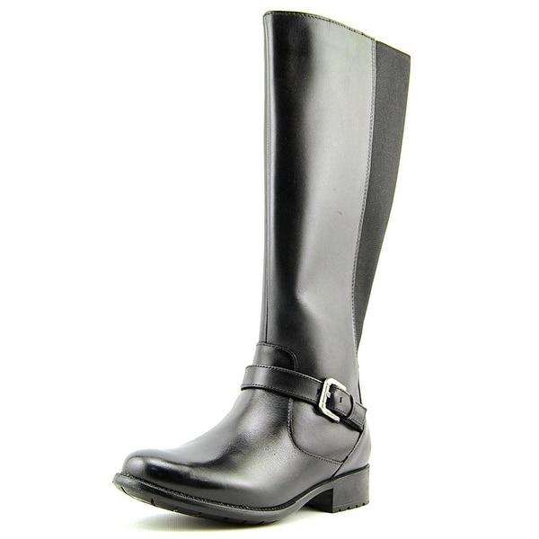 Clarks Women's Plaza Pilot Comfort Knee High Boot