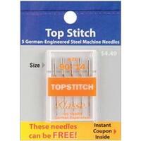 Size 14/90 5/Pkg - Klasse Topstitch Machine Needles
