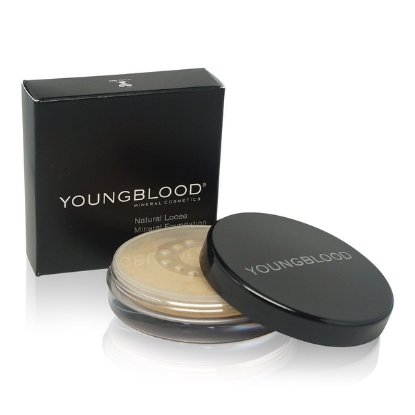 Youngblood Loose Mineral Foundation Soft Beige 0.35 Oz