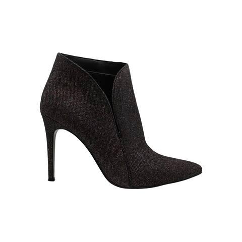 Nina Women's Shoes Dallis-yg Fabric Pointed Toe Ankle Fashion Boots