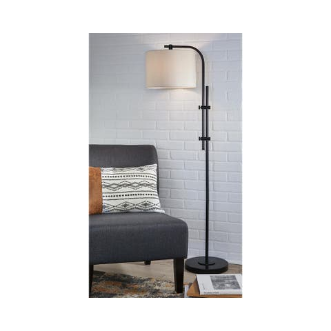 Baronvale Metal Floor Lamp - N/A