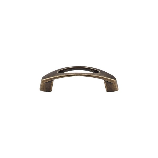 """Top Knobs M1775 Verona 3"""" Center to Center Handle Cabinet Pull from the Nouveau Series - german bronze - n/a"""