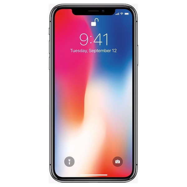 Apple iPhone X 64GB Unlocked GSM Phone w  Dual 12MP Camera - (Certified  Refurbished f2c393869a5