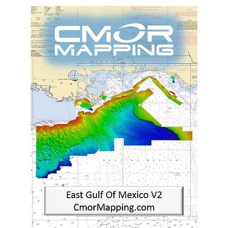 CMOR Mapping East Gulf of Mexico f/Raymarine CMOR Mapping East Gulf of Mexico