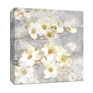 "PTM Images 9-147083  PTM Canvas Collection 12"" x 12"" - ""Not Just a Pretty Face I"" Giclee Flowers Art Print on Canvas"