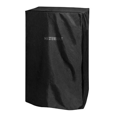 """Masterbuilt MB20080110 Polyurethane Coated Polyester Electric Smoker Cover, 30"""""""