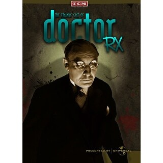 Strange Case of Doctor Rx [DVD]