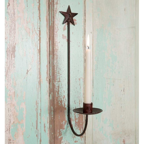Star Wall Sconce -4Pack