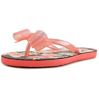 Roxy Lulu II Open Toe Synthetic Thong Sandal