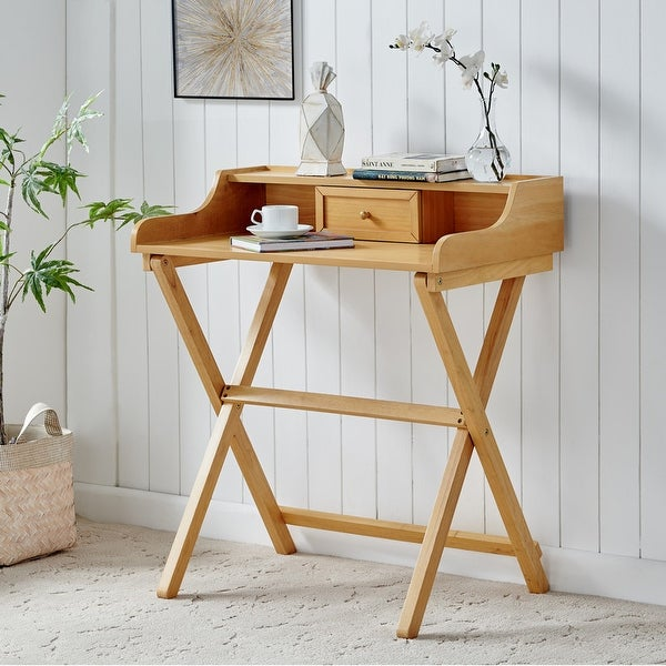 Clover Folding Desk. Opens flyout.
