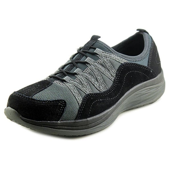 Easy Spirit e360 Halsten Round Toe Leather Walking Shoe
