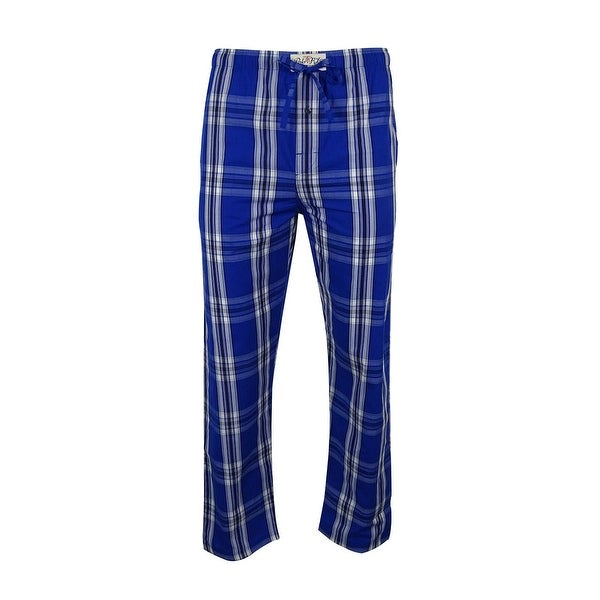 ea4471ace Shop Polo Ralph Lauren Mens 100% Cotton Pajama Pants - Free Shipping On  Orders Over  45 - Overstock - 15017704