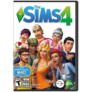 Mecca-Electronic Arts 36887 The Sims 4 Cats N Dogs Pc Games