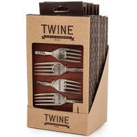 Twine 3166 Cheese Markers, Metallic