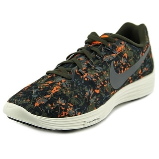 Nike Lunartempo 2 Print Round Toe Synthetic Sneakers