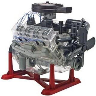 Visible V-8 Engine 1:25 - Plastic Model Kit