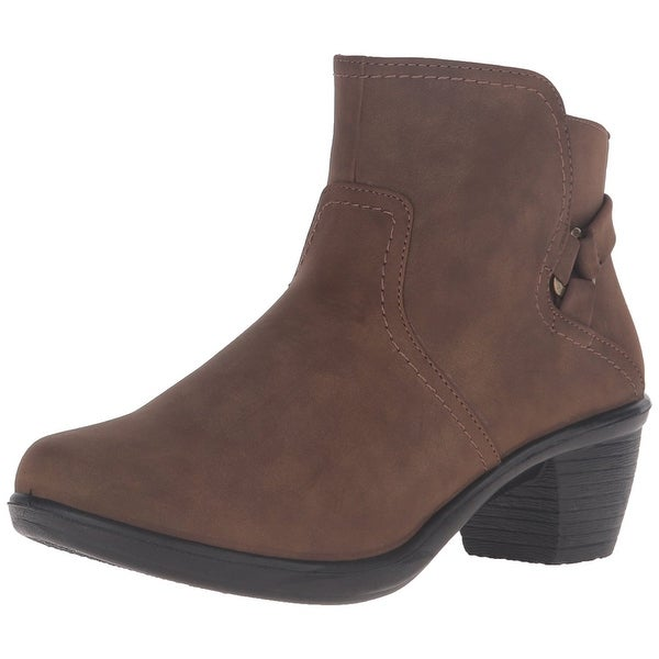 Easy Street Womens dawnta Almond Toe Ankle Fashion Boots