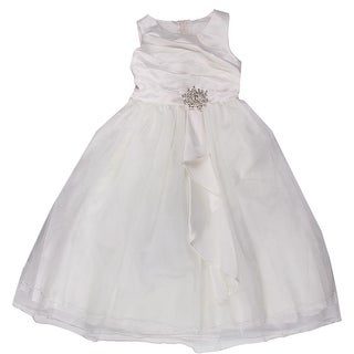Chic Baby Girls Tulle Special Occasion Dress - 10