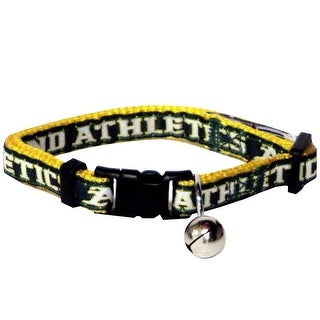 MLB Oakland A's Cat Collar