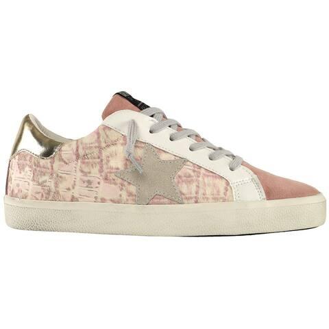 Vintage Havana Gene Croc Womens Sneakers Shoes Casual - Pink