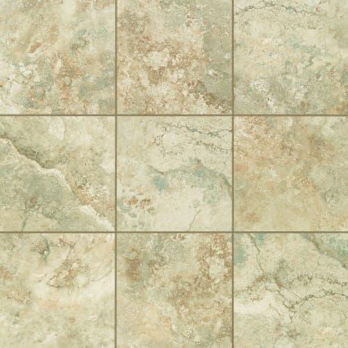 Shop Mohawk Industries Almond Spice Ceramic Floor Tile - 13 inch floor tiles