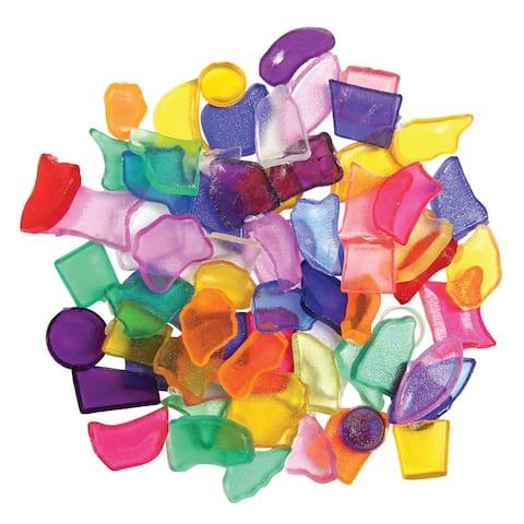 Plastic Mosaic Shapes