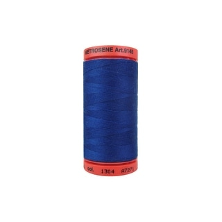 9145 1304 Metrosene All Purp Thread 547yd Imperial Blue