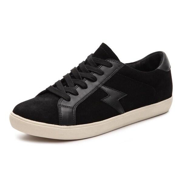 Zigi Soho Colt Women Leather Black Fashion Sneakers