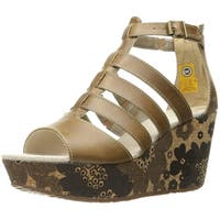 Caterpillar Women's Westwood Wedge Sandal - 8