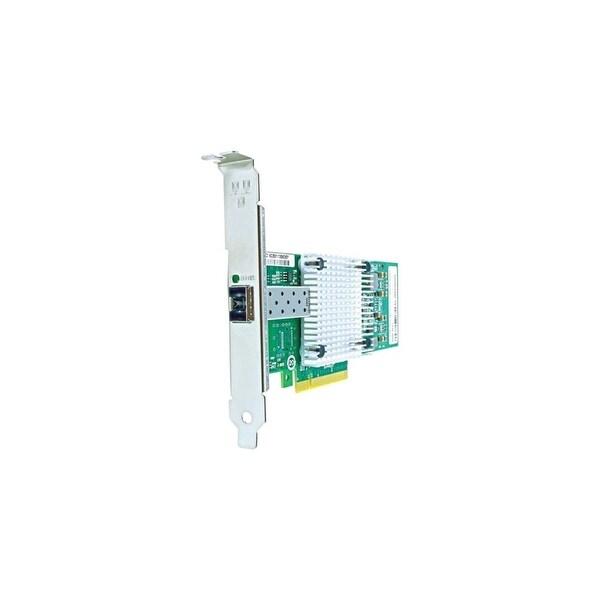 Axiom PCIe x8 10Gbs Single Port Fiber Network Adapter for Intel Single Port Fiber Network Adapter