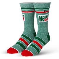 Mountain Dew Heather Knit Socks, 6-13