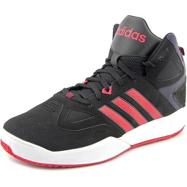 Adidas Cloudfoam Thunder Mid Men  Round Toe Synthetic  Sneakers