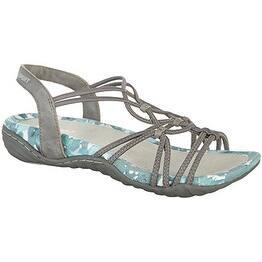 174a744f84ef Shop Jambu Womens April Open Toe Casual Gladiator Sandals - Free ...