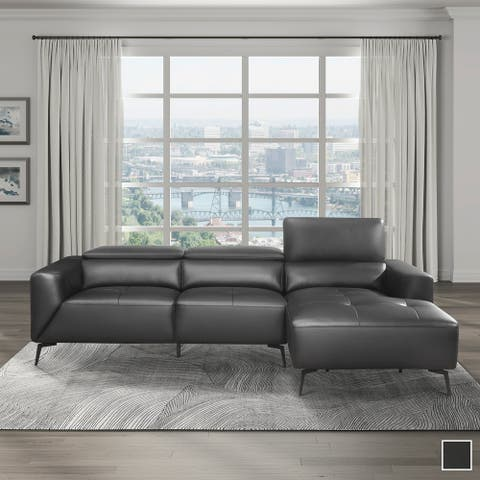 Odett Sectional Sofa Chaise