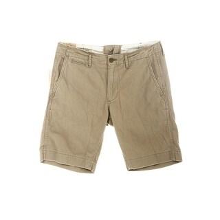 Denim & Supply By Ralph Lauren NEW Beige Mens Size 40 Chinos Shorts
