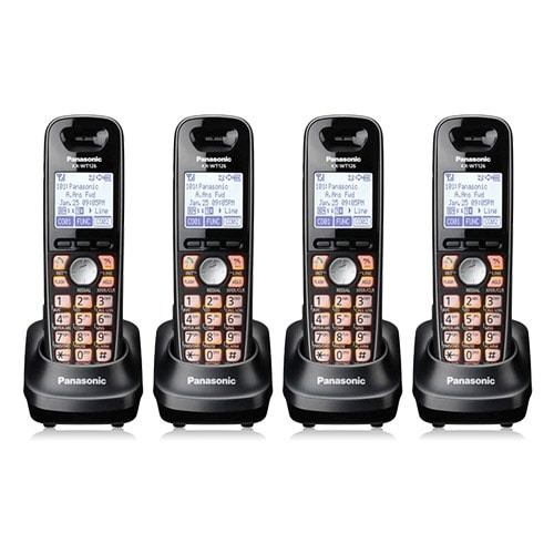 Panasonic-KX-WT126 (4 Pack) Business DECT Phone