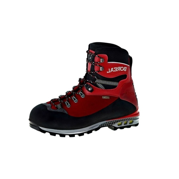 Boreal Climbing Outdoor Boots Mens Nelion Lightweight Red