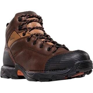 "Danner Men's Corvallis GORE-TEX 5"" Non-Metallic Toe Boot Brown"