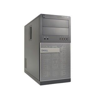 Dell Optiplex 990 Core i7-2600 3.4GHz CPU 4GB RAM 500GB HDD Windows 10 Pro Minitower PC (Refurbished)