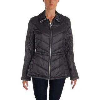 Guess Womens Packable Coat Winter Puffer